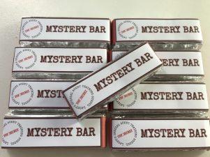 'Mystery bars' AKA KitKats!