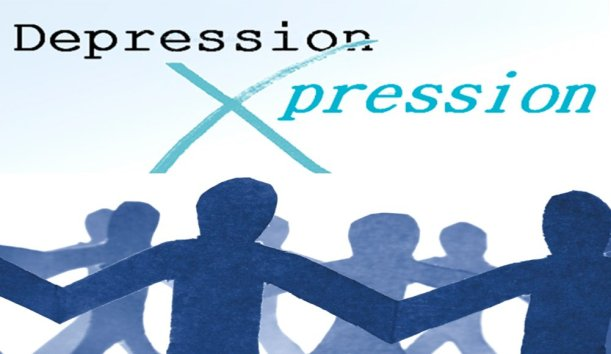 Depression Xpression logo