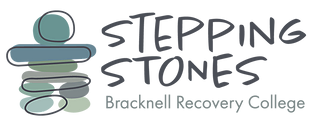 Stepping Stones Recovery College logo